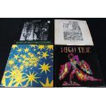 PROG/KRAUT - Nice bundle of 4 x original release LPs.
