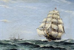 JAN BECKER (19th/20th century) Continental Liverpool Bound, The Red Jacket,