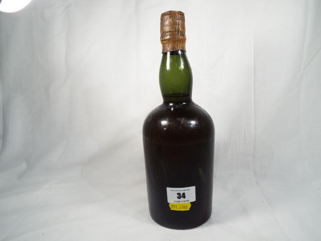 Black & Ferguson Adelphi Aberdeen Liquor - an early sealed bottle of B & F Scotch Whisky with