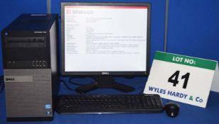 DELL Optiplex 790 Intel Core i3 3.4GHZ Dual Core Mini Tower Personal Computer with 500GB Hard Disc
