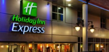 Two nights in the 3* Holiday Inn Express Hammersmith.