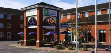 One night in the 3* Holiday Inn Express Southampton West.