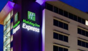 One night in a family room (2 adults & 2 children) in the 3* Holiday Inn Express Lincoln. Grab a