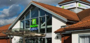 Two nights at the 3* Holiday Inn Express Portsmouth North.