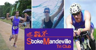 Free month's membership and a Watt bike session at Stoke Mandeville Triathlon Club, Aylesbury.