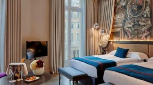 Two Nights in Paris staying at the 4* Hotel Indigo. In the heart of the Opera district