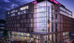 One night with dinner in the 4* Crowne Plaza Hotel Newcastle-Stephenson Quarter.