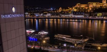 Two nights in Budapest staying at the 5* InterContinental Hotel. Located next to the Chain Bridge