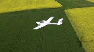 Light aircraft flight for one person from RAF Halton (Picture for illustration purposes only).