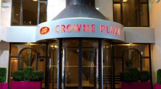 Two nights with dinner in the 4* Crowne Plaza Hotel Chester.