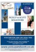 £300 off legal fees for wills, trust & probate, older and vulnerable client matters. See http://