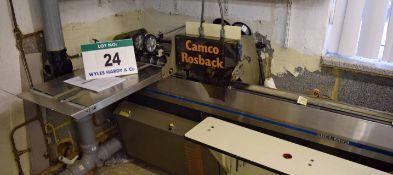 A CAMCO Rosback 2-Head Wire Stitcher