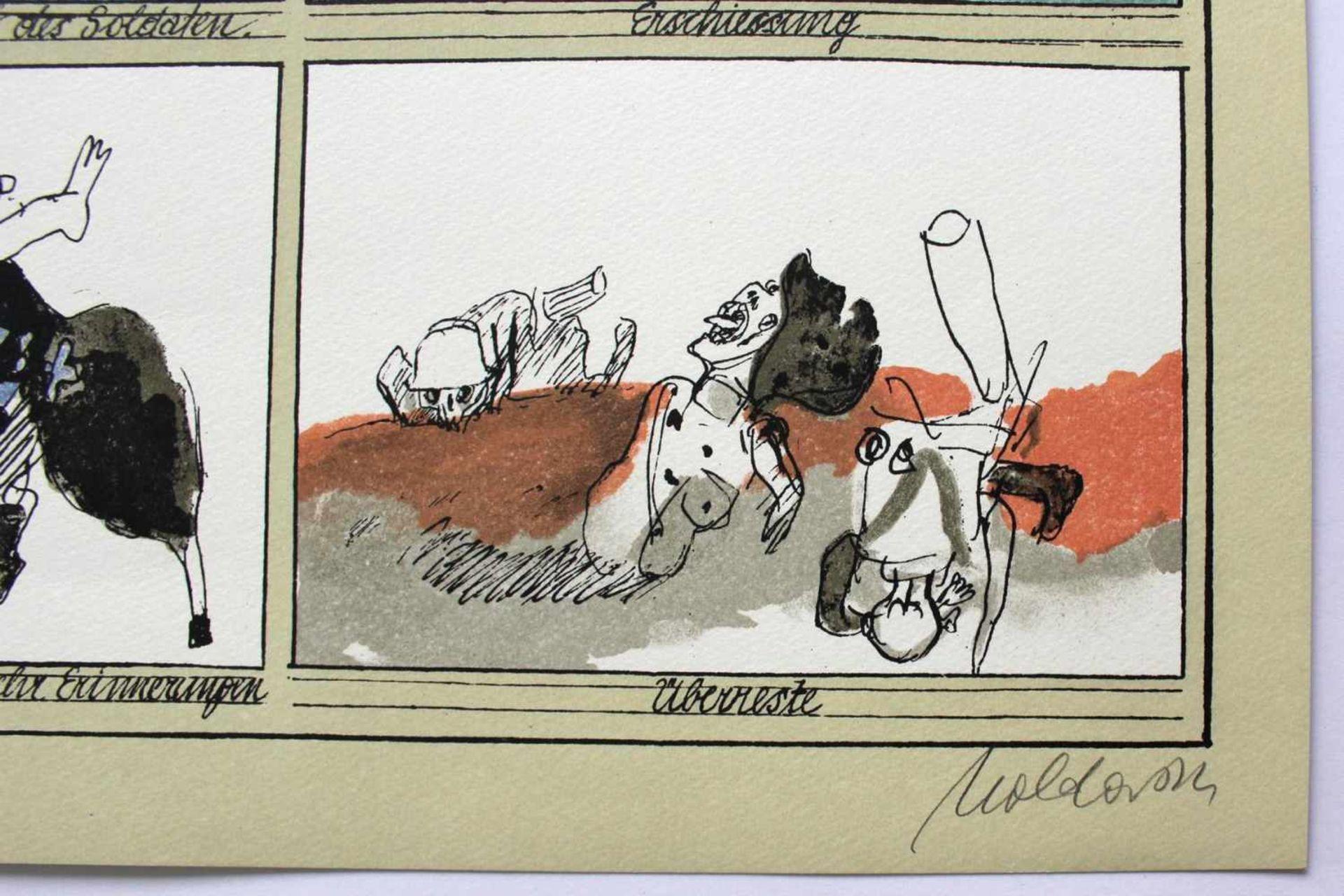 Kurt Moldovan 1918 - 1977 Allegorien und wirkliche Schilderungen der gewöhnlichen und ungewöhnlichen - Bild 2 aus 3