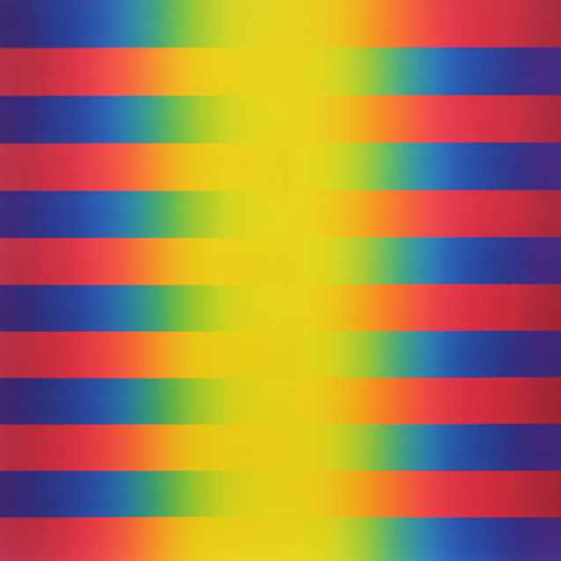 Getulio Alviani geb. 1937 o.T. Farbserigrafie handsigniert und nummeriert XLV/L (45/50) 71 x 100 cm - Bild 2 aus 4