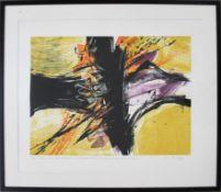 Götz Karl Otto 1914-2017 Scara Tell 1999 Lithographie handsigniert, betitelt und datiert vorne,