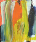 Gleich Joanna geb. 1959 Ohne Titel 2013 Öl auf Leinwand handsigniert und datiert vorne 43 x 37 cm