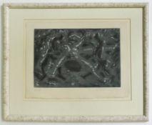 Masson André 1896-1987 Ohne Titel Radierung handsigniert und nummeriert vorne, Edition XIII/XXX,