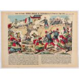 Poster War of Tonkin Heroic Defence of Tuyen Quan February March 1885