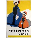 Advertising Poster Christmas Gifts