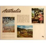 Advertising Poster Australia Queensland