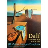 Art Exhibition Poster Dali Pompidou Hodler Malczewski Gruppa Zebra