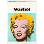 Art Exhibition Poster Warhol Tate Marilyn Passolini Keinholz