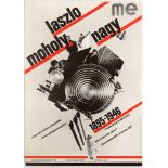 Art Exhibition Poster Moholy Nagy Russian Cinema Prassinos Wortelkamp Realism and Symbolism in Italy