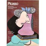 Art Exhibition Poster Picasso Fernand Knopff Claude Bernard