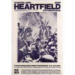 Art Exhibition Poster Photography Heartfield Man Ray Atget Vais Zille PhotoRealism Great Depression