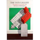 Art Exhibition Poster Sartoris Tate Carra Max Ernst Architecture Canada