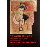 Art Exhibition Poster Munch Panamarenko Bernard Macchiaioli Matioli