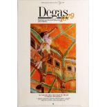 Art Exhibition Poster Degas Horst Antes Carivelo Cappelo Schultze Jens Lausen
