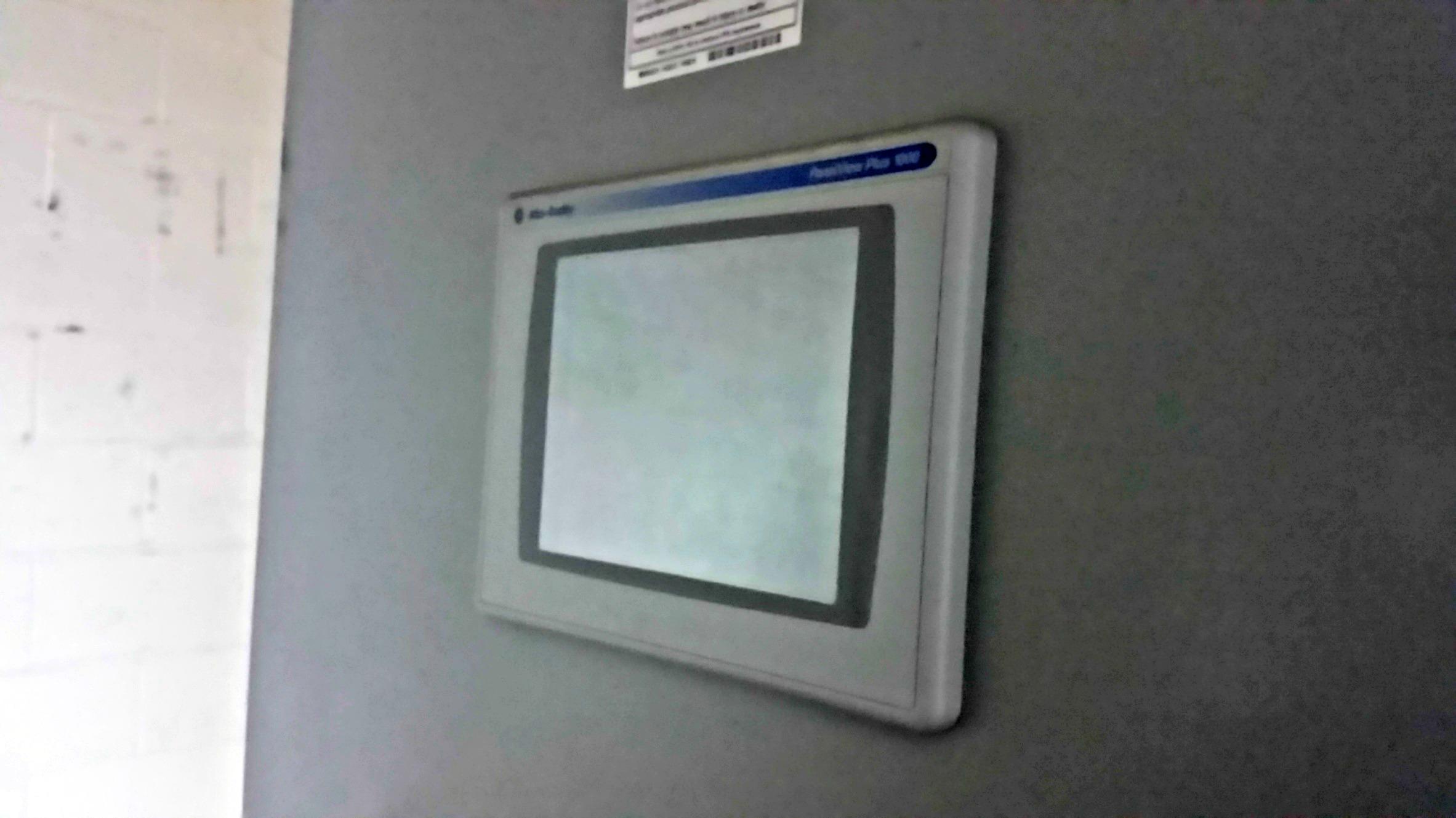 Lot 52 - Load PLC Electrical Panel ,480v packaging conveyor, Allen Bradley 22B-D6P0N104 , Allen bradley Power