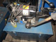 CEMBRE 110 VOLT ROTAMAG RAIL DRILL