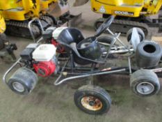 SPRINT TWIN ENGINED TRACK GO KART