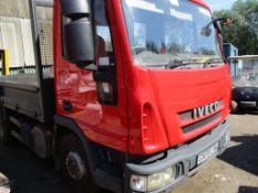 IVECO 7500KG TIPPER GN59 LHW