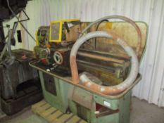 SMALL WORKSHOP LATHE NO VAT ON HAMMER PRICE