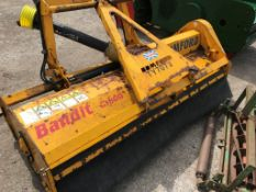 BOMFORD BANDIT 6FT MOWER WITH HYDRAULIC OFFSET,