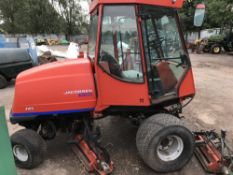 JACOBSEN LF3400 5 GANG 4WD RIDE ON MOWER