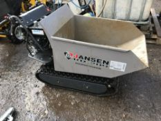 TRACKED DUMPER YEAR 2015, PETROL ENGINED