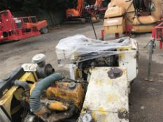 2NO FORD ENGINED POWER PLANTS EX PILING RIGS