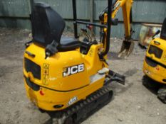 JCB 8008 CTS MICRO EXCAVATOR EXPANDING TRACKS 767REC HRS