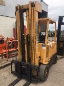 Hyster E80BS Electric Forklift Truck