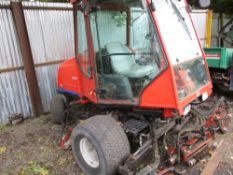 Jacobsen LF3400 5-gang ride-on mower