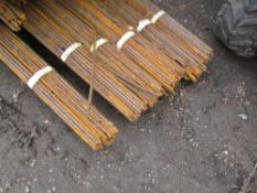 10NO. BUNDLES OF 1.8m REINFORCING BAR