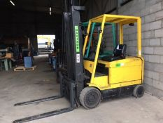 Hyster E3.2XM Electric Forklift Truck