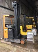 Caterpillar NR20K Electric Forklift Truck