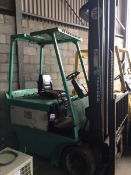 Hyster E3.50XL Electric Forklift Truck