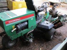 Ransomes T Plex 185D 3wd triple mower