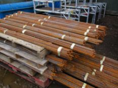30NO. BUNDLES OF 1.8m REINFORCING BAR